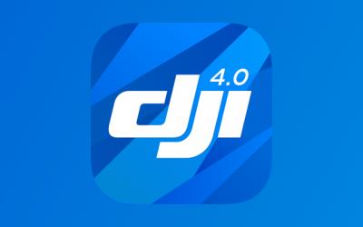 Download DJI GO 4!