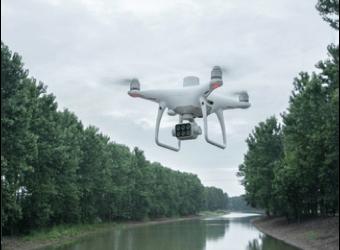 Phantom 4 Multispectral Solusi Cerdas untuk Pertanian